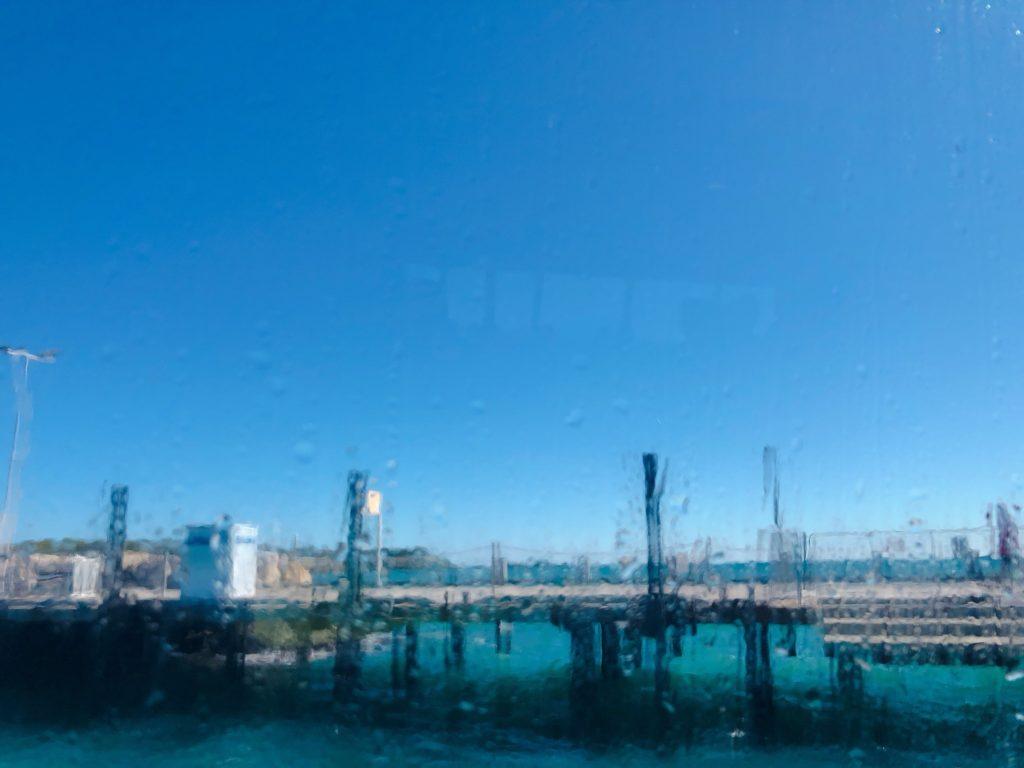 ロットネスト島までの船