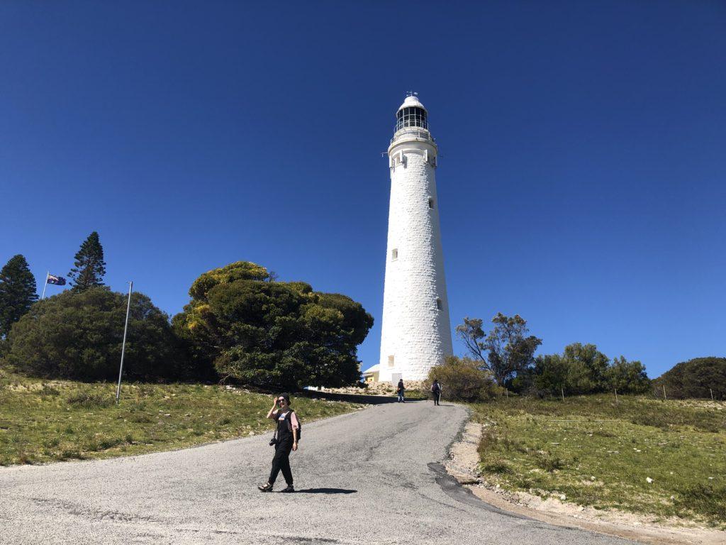 ワジャマップ灯台
